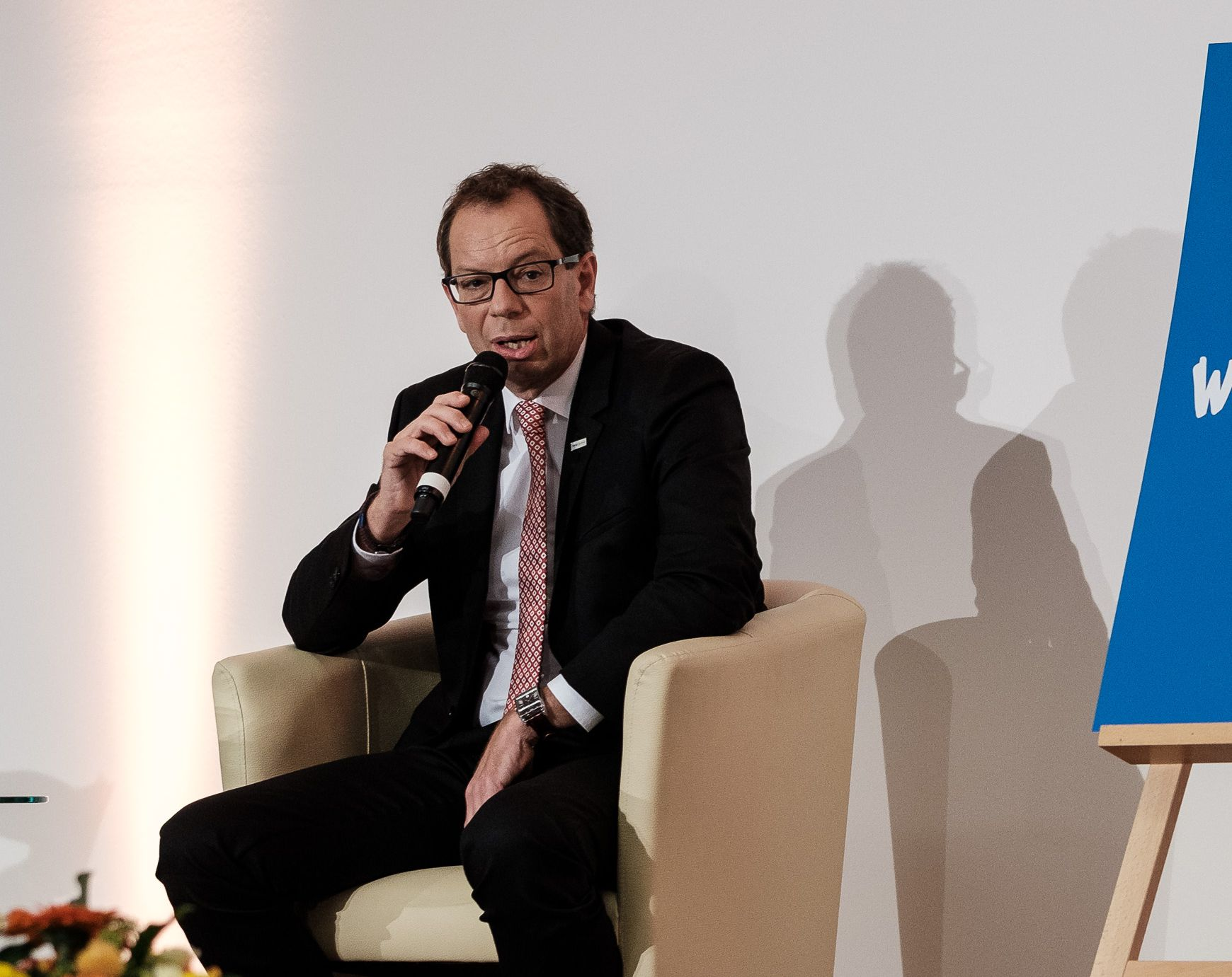 Mag. Christoph Wurm, Generaldirektor der VKB-Bank