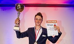 Volksblatt TopTalent-Gewinner Tobias Leitner