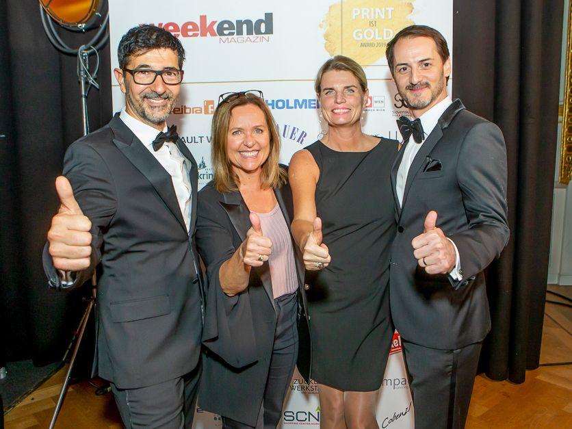 15 Jahre Weekend Magazin - VKB-Bank feierte mit
