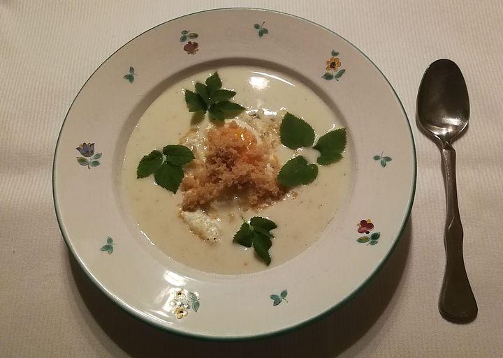 Oafischsuppe