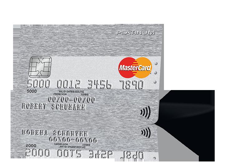 Kreditkarte Platinum
