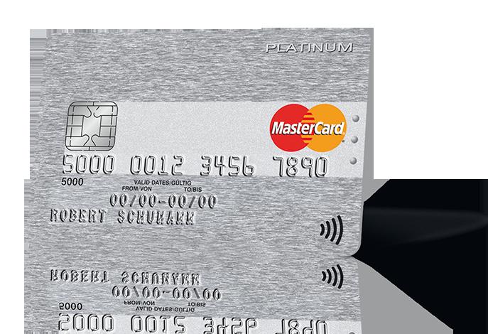 Kreditkarten Platinum