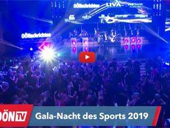 Galanacht des Sports 2019