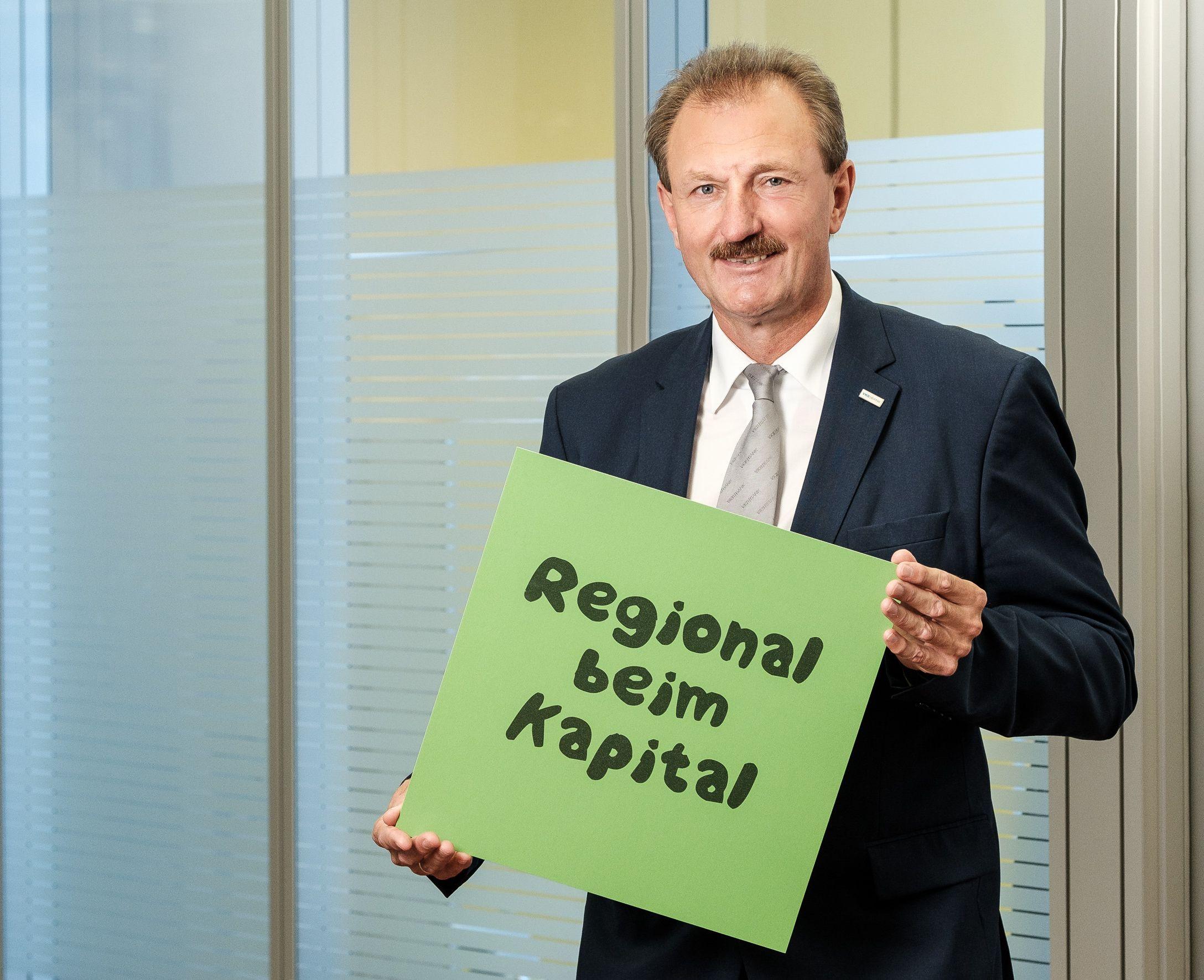 Dr. Adam Schwebl, Regionaldirektor Steyr