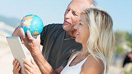 Auslandsüberweisung Doris und Robert