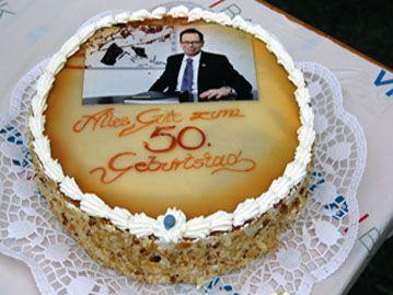 50 Jahr Torte