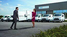 VKB-Bank als Leasingpartner