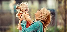 Mütter Heldinnen des Alltags
