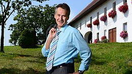 Klaus Hladik, Agrarexperte der VKB-Bank, kennt die passenden Förderungen für Investitionen rund um Haus und Hof.