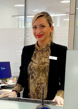 Alma Schüttengruber, VKB-Servicekundenbetreuerin