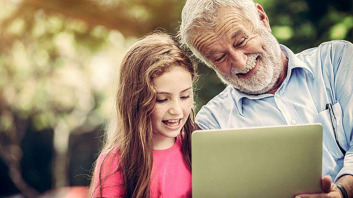 Fondssparplan für Enkelkinder