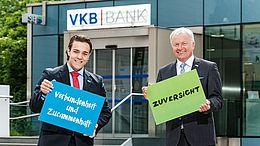 Neuer Filialleiter der VKB-Bank St. Florian