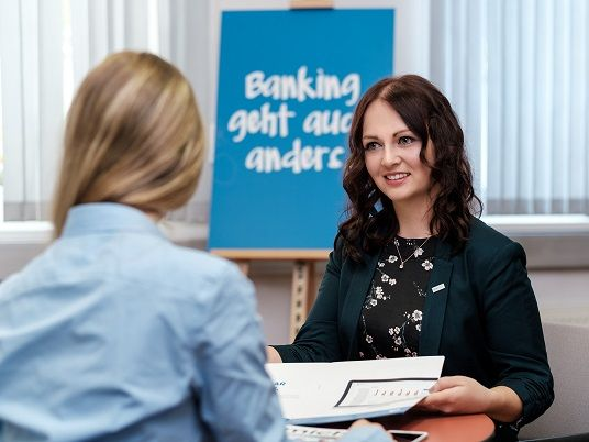 VKB-Bank-Betreuerin Elisabeth Rehberger • VKB-Bank