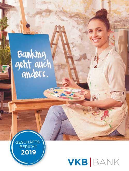 Geschäftsbericht 2019 VKB-Bank