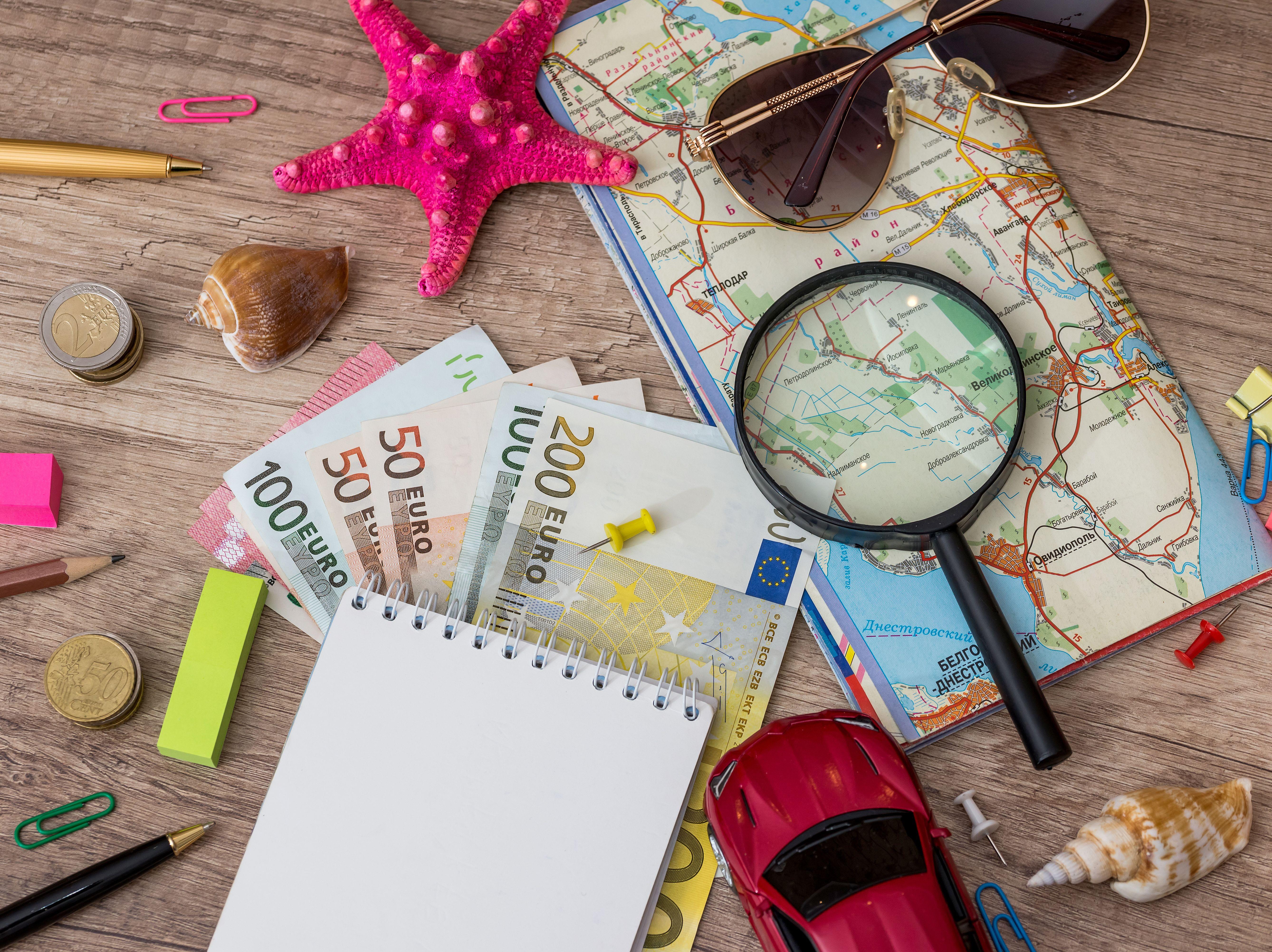 Banking auf Reisen vorher durchdenken