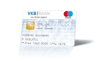 Teaser Bankomatkarte