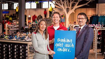 Intersport Pachinger VKB Bank