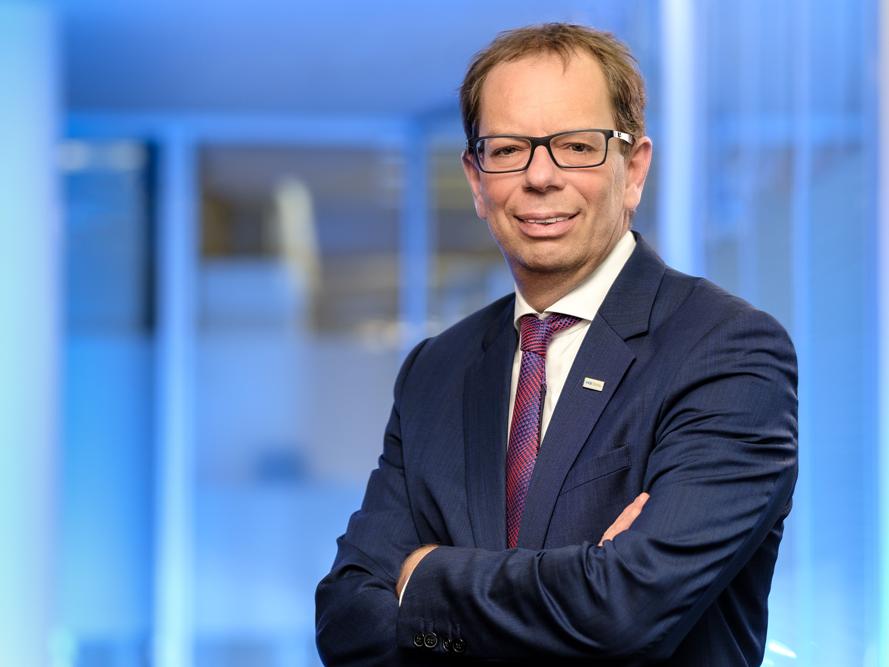 VKB-Generaldirektor Christoph Wurm