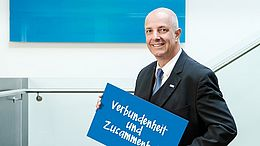 Neuer Filialdirektor der VKB-Bank Braunau: Robert Hager