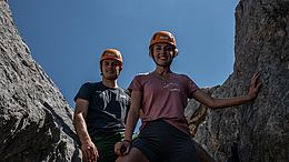 XTREMEtour 2020, VKB-Team Silvana und Jakob