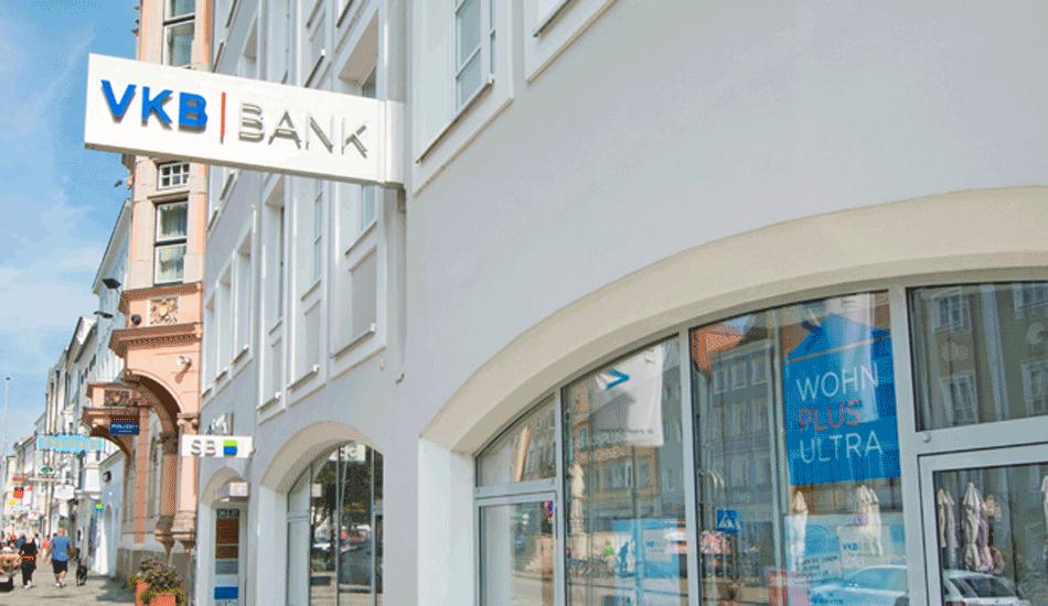 Neuer Filialdirektor der VKB-Bank Braunau