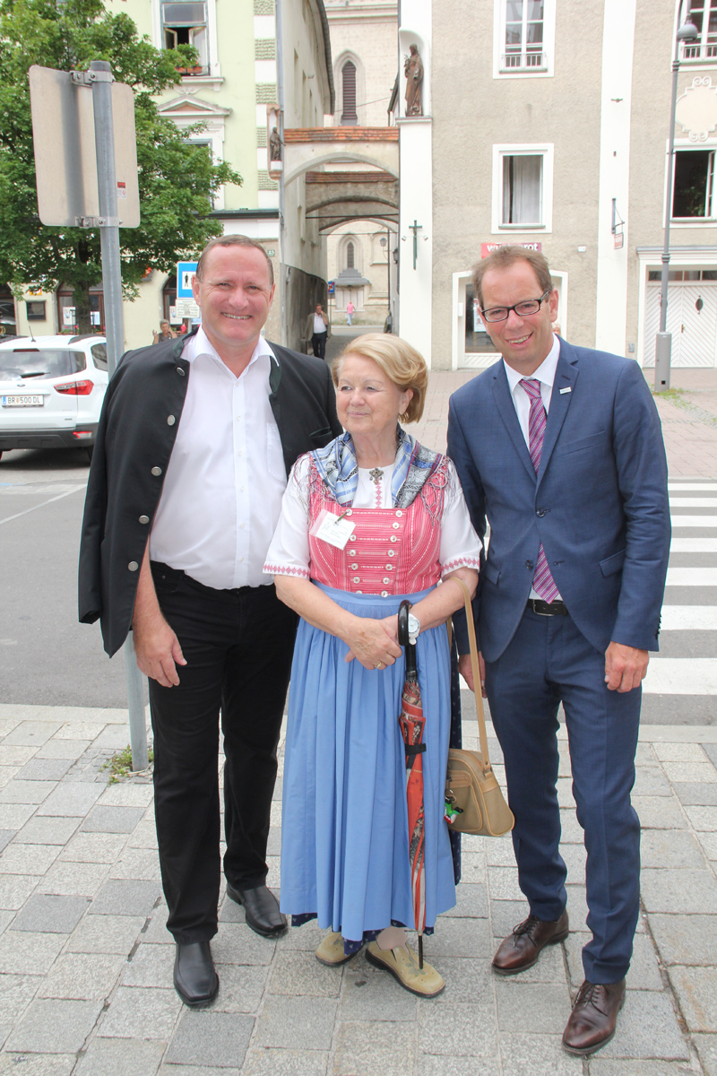 Stadtführung Braunau